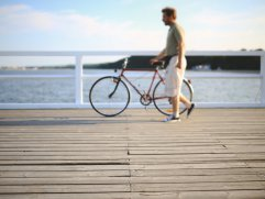 fahrrad prerow