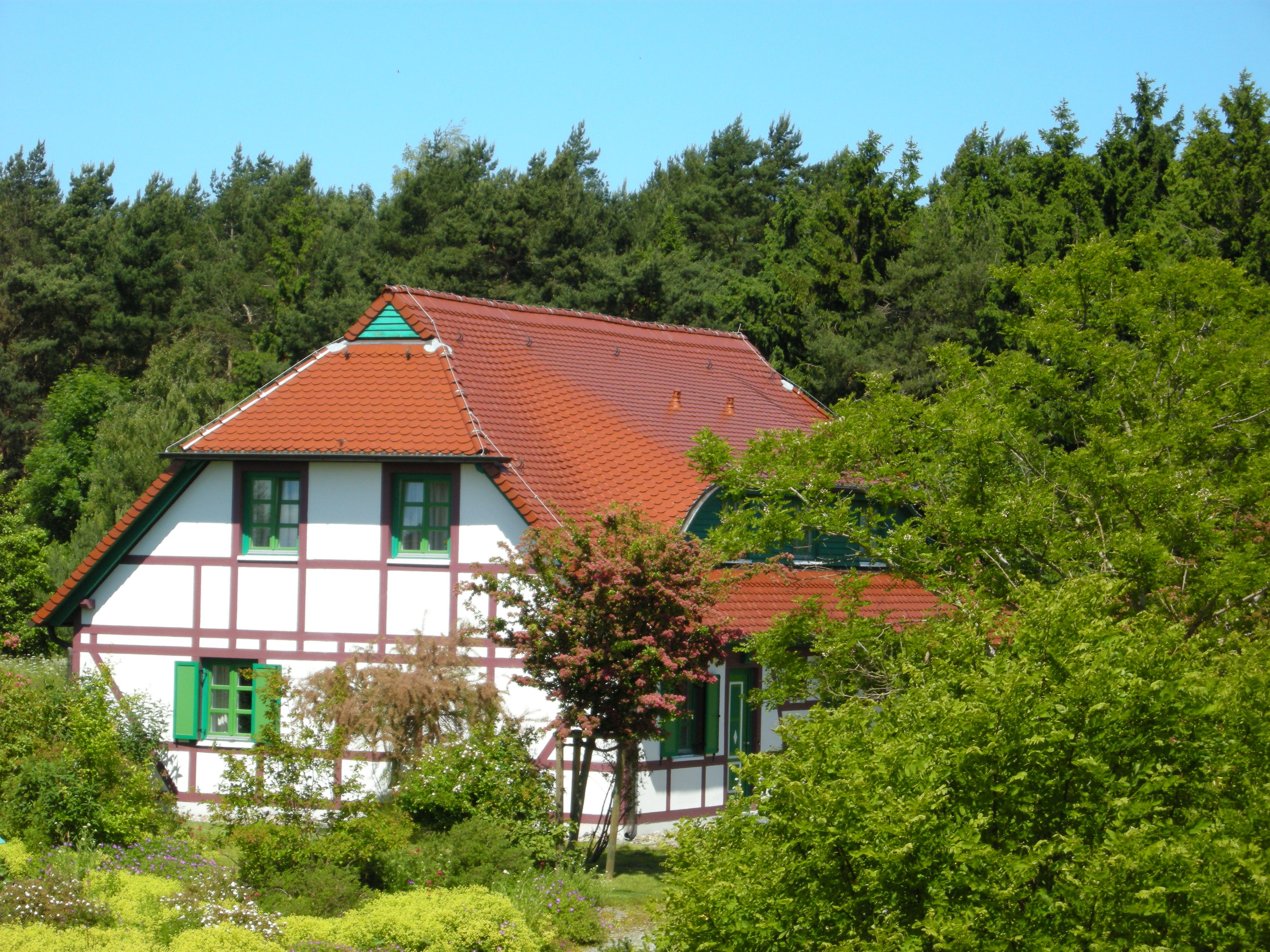 Urlaub an der Ostsee Rugana Dranske Germany