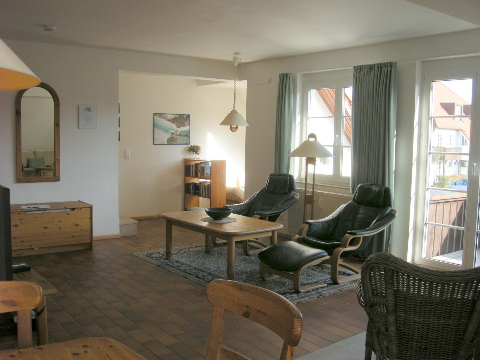 Ferienwohnung I05 Residenz Kormoran in Prerow | FUNKEs Ferien