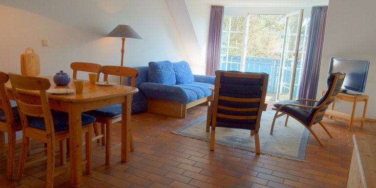 Ostsee ferienwohnungen funkes ferien for Wohnzimmer 45qm